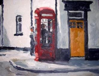 Ray Lowry - Yellow Door Series